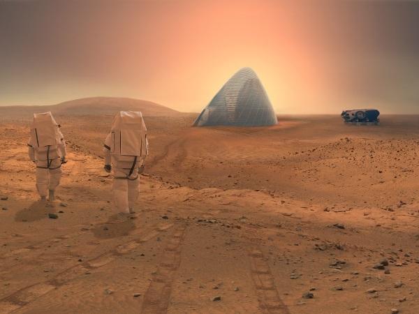 Kuća na Marsu