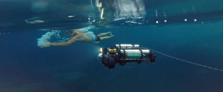 3d štampano podvodno vozilo