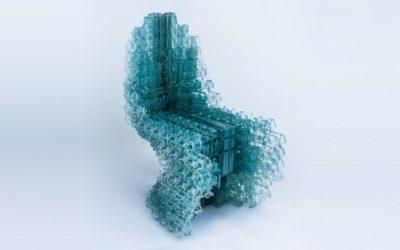 Jedna linija dovoljna da se napravi 3d štampana stolica
