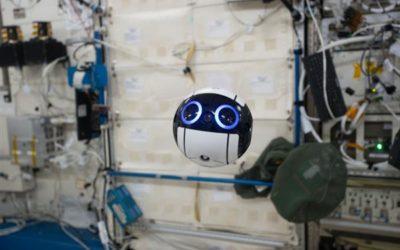 3d štampani robot fotografiše i snima na Međunarodnoj svemirskoj stanici