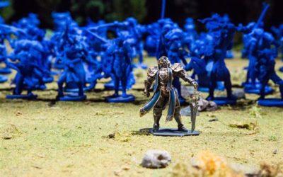 "3d štampane figurice ""Word of Warcraft"" oborile Ginisov rekord"