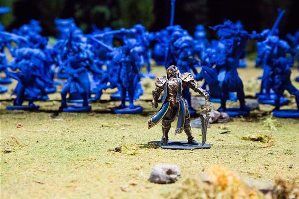 3d štampane figurice